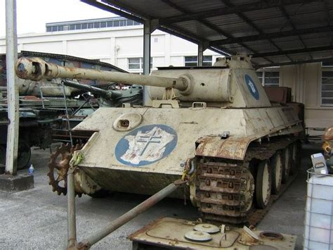 Captured, used by the French resistance during the