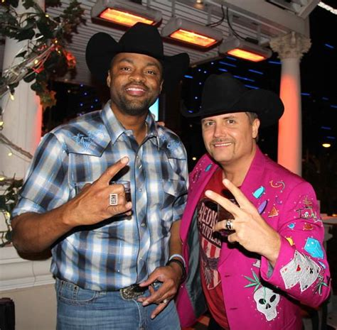 Big & Rich and Cowboy Troy Round Up NFR Weekend at Chateau