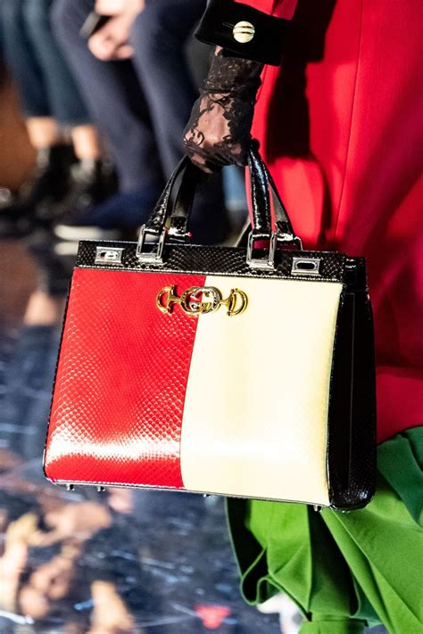Get Your First Look at Gucci's Fall 2019 Bags, Straight