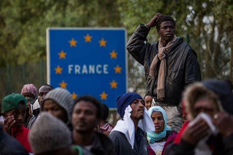 Survey finds only 11 per cent of French find immigration