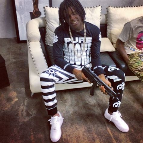 Chief Keef Announces He's Running For Mayor Of Chicago