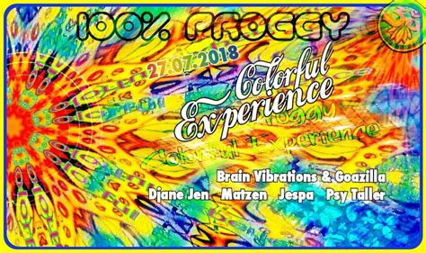 100% Proggy – Colorful Experience | Juice Club