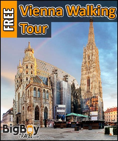 FREE Vienna Walking Tour Map - Do It Yourself Guided Tour