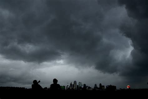 Tornadoes strafe Kansas City area in latest spasm of