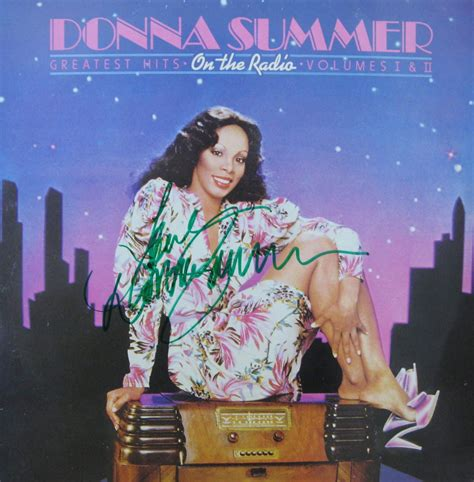 """Donna Summer: """"On The Radio - Greatest Hits Vol"""